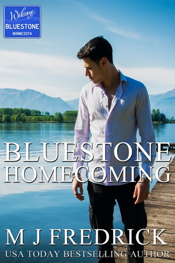 Bluestone Homecoming ebook by MJ Fredrick