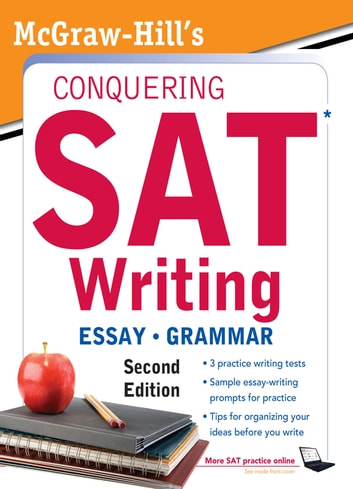 McGraw Hills Conquering SAT Writing Second Edition Ebook By Christopher Black