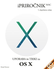 Ipriročnik Mac Mavericks ebook by Matjaž Štrancar