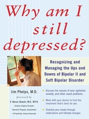 Why Am I Still Depressed? Recognizing and Managing the Ups and Downs of Bipolar II and Soft Bipolar Disorder ebook by Jim Phelps