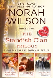 The Standish Clan Trilogy - Hearts of Harkness ebook by Norah Wilson