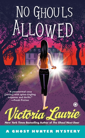 No Ghouls Allowed ebook by Victoria Laurie