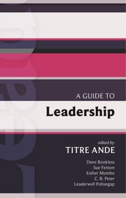 ISG 43: A Guide to Leadership ebook by Titre Ande