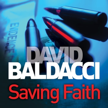 Saving Faith audiobook by David Baldacci