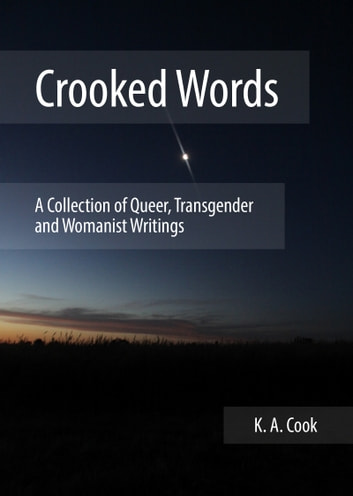Crooked Words ebook by K. A. Cook