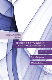 Building a New World ebook by Luce Irigaray