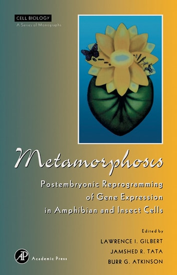 Metamorphosis - Postembryonic Reprogramming of Gene Expression in Amphibian and Insect Cells ebook by Lawrence I. Gilbert,Jamshed R. Tata,Burr G. Atkinson