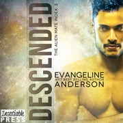 Descended - Alien Warrior BBW Paranormal Science fiction Romance audiobook by Evangeline Anderson