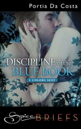 Discipline of the Blue Book ebook by Portia Da Costa