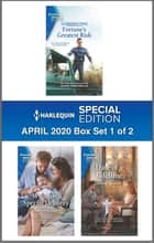 Harlequin Special Edition April 2020 - Box Set 1 of 2 ebook by Marie Ferrarella, Melissa Senate, Lynne Marshall