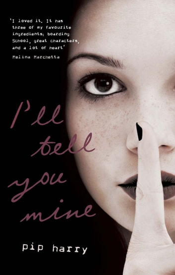 I'll Tell You Mine ebook by Pip Harry