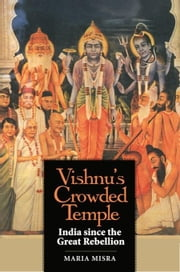Vishnu's Crowded Temple ebook by Misra, Maria