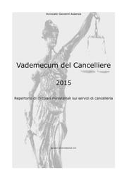 Vademecum del Cancelliere ebook by Giovanni Assenza