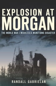 Explosion at Morgan - The World War I Middlesex Munitions Disaster ebook by Randall Gabrielan