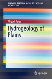 Hydrogeology of Plains ebook by Miguel Auge