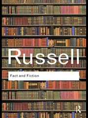 Fact and Fiction ebook by Bertrand Russell