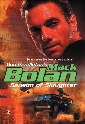 Season Of Slaughter eBook by Don Pendleton