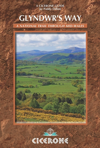 Glyndwr's Way ebook by Paddy Dillon