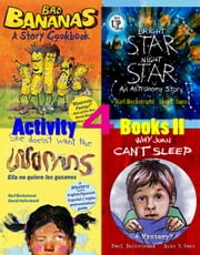 Four Activity Books Vol. II: Fun & Learning for Families ebook by Karl Beckstrand