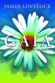 Gaia:A New Look at Life on Earth ebook by James Lovelock