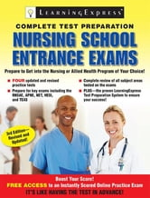 Nursing School Entrance Exams ebook by LearningExpress LLC