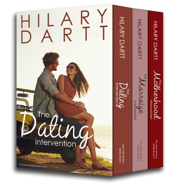 The Intervention Series ebook by Hilary Dartt