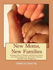 New Moms, New Families - Priceless Gifts of Wisdom and Practical Advice from Mama Experts for the Fourth Trimester and First Year Postpartum ebook by Gloria Ng