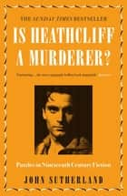 Is Heathcliff a Murderer? - Puzzles in Nineteenth-Century Fiction ebook by John Sutherland