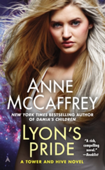 Lyon's Pride ebook by Anne McCaffrey