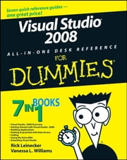 Visual Studio 2008 All-In-One Desk Reference For Dummies ebook by Kobo.Web.Store.Products.Fields.ContributorFieldViewModel
