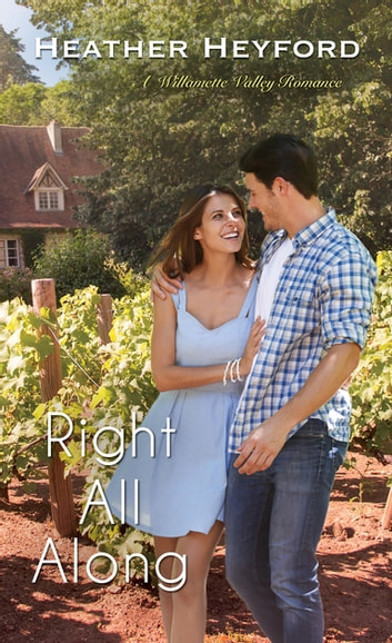 Right All Along eBook by Heather Heyford