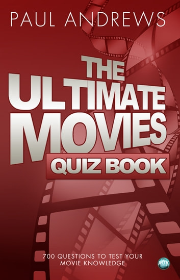 The Ultimate Movies Quiz Book ebook by Paul Andrews