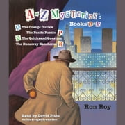 A to Z Mysteries: Books O-R audiobook by Ron Roy