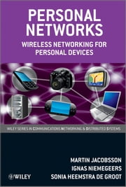 Personal Networks - Wireless Networking for Personal Devices ebook by Martin Jacobsson,Ignas Niemegeers,Sonia Heemstra de Groot