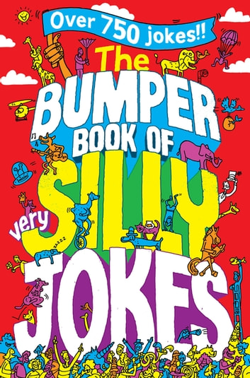 Puffins Brilliantly Big Bumper Joke Book: An A-Z of Everything Funny!