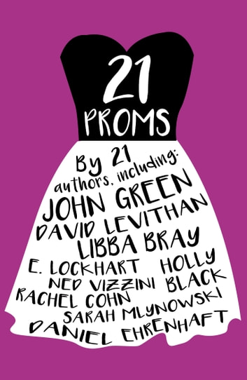 21 Proms ebook by David Levithan