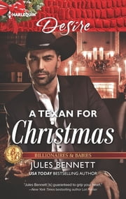 A Texan for Christmas - A Sexy Workplace Romance ebook by Jules Bennett