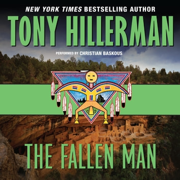 The Fallen Man audiobook by Tony Hillerman