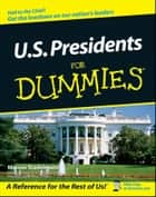 U.S. Presidents For Dummies ebook by Marcus Stadelmann