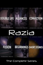 The Complete Razia Series ebook by S. Usher Evans