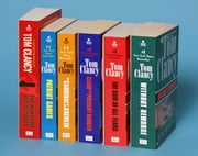 Tom Clancy's Jack Ryan Books 1-6 ebook by Tom Clancy