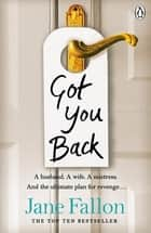 Got You Back ebook by