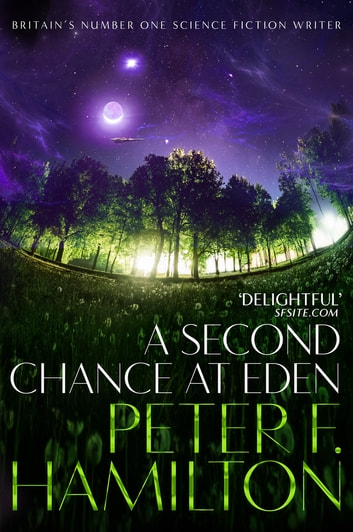 A Second Chance at Eden ebook by Peter F. Hamilton