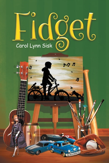 Fidget ebook by Carol Lynn Sisk