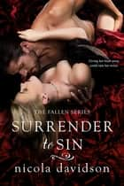 Surrender to Sin ebook by Nicola Davidson