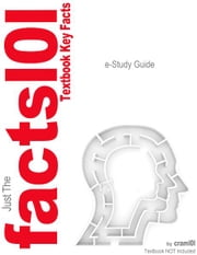 e-Study Guide for: Infants and Toddlers, Curriculum and Teaching by Linda D Watson, ISBN 9781418016623 ebook by Cram101 Textbook Reviews
