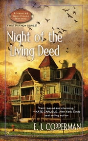 Night of the Living Deed ekitaplar by E.J. Copperman