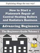 How to Start a Platework Repair of Central Heating Boilers and Radiators Business (Beginners Guide) ebook by Meda London