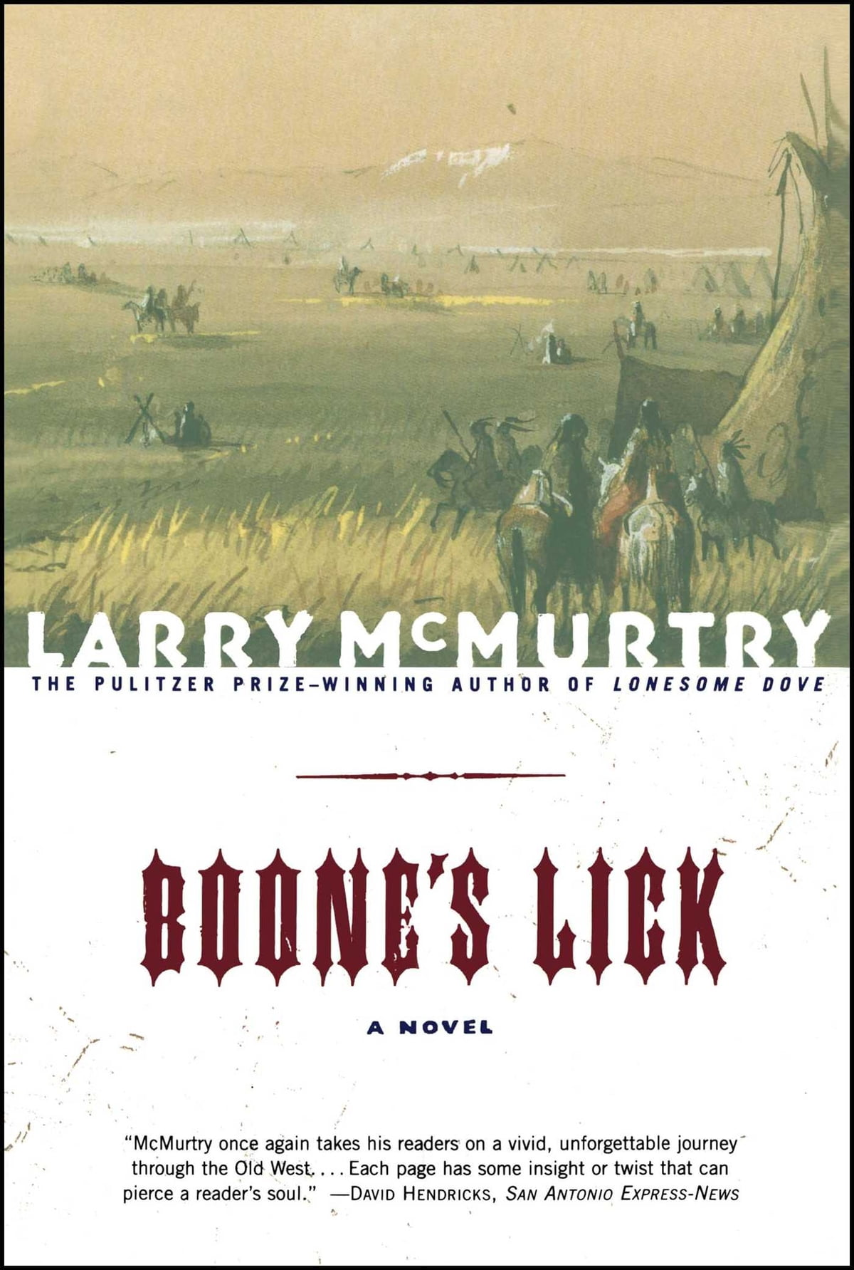 folly and glory mcmurtry larry