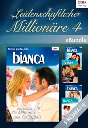 Leidenschaftliche Millionäre 4 - eBundle ebook by JENNIE ADAMS,LINDA GOODNIGHT,CHRISTINE FLYNN,RAYE MORGAN,MELISSA MCCLONE